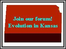 Evolution in Kansas Forum